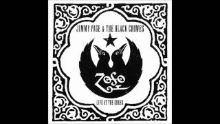 jimmy page and the black crowes your time is gonna come.wmv