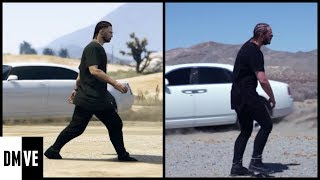 White Iverson In GTA 5 | COMPARISON