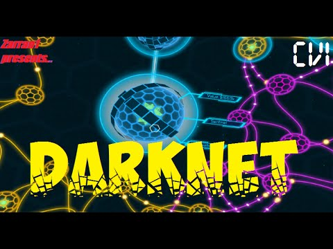 オクルスリフト Oculus Rift Virtual Reality: 'DARKNET' VR Hacking