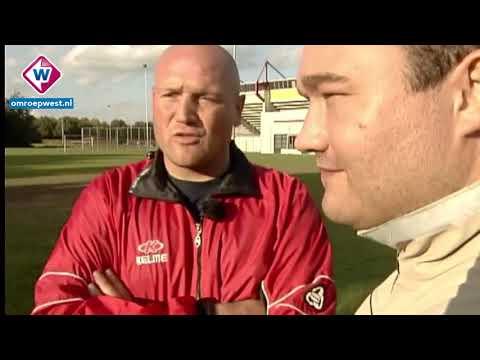 Oud-ADO-speler Dirk Heesen als jeugdtrainer bij FC Oss