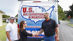 U.S. Air Conditioning & Heating | New Port Richey, FL | HVAC