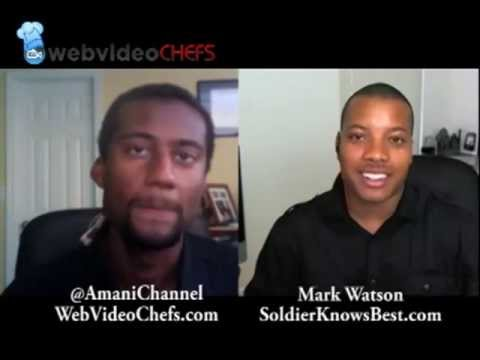Mark Watson AKA Soldier Knows Best interview: How to become a YouTube Star