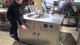 видео Комплект сыродела. Мини сыроварня КС-90. Комплект сыровара.