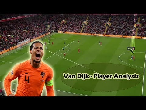 Virgil Van Dijk | Player Analysis | The Pro-active Defender