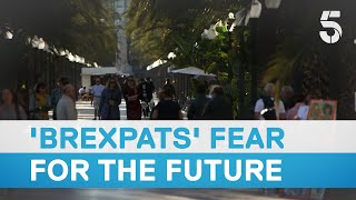 British expats in the Costa del Sol fear the worst after Brexit   5 News