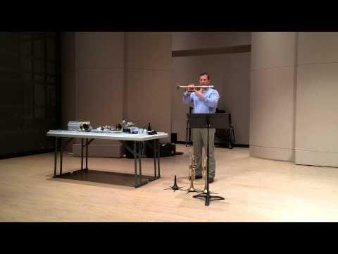 Steve Patrick Trumpet Clinic