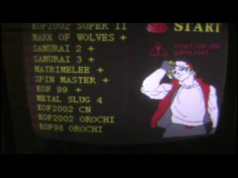 111 in 1 Neo Geo MVS Games Review - Gamester81
