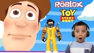 ESCAPE Toy Story 4 Obby Roblox CKN Gaming