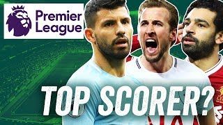 Who will be top scorer in the EPL?