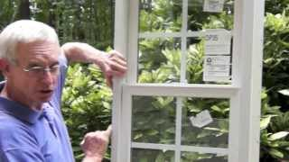 How To Open Tilt Out Windows To Clean The Sashes
