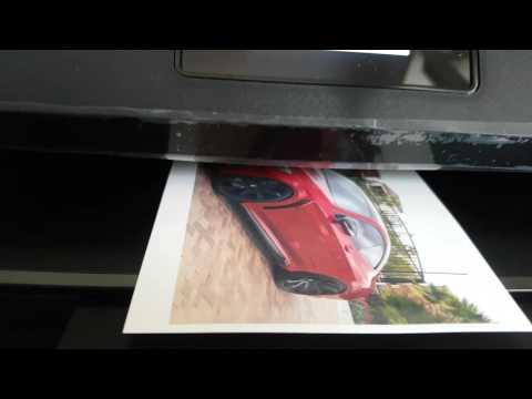 HP ENVY 5544 - Photo Test 👍👍👍