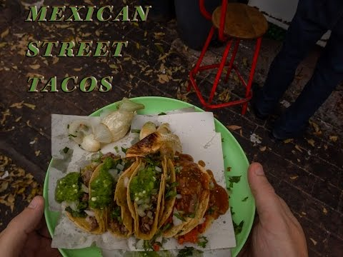 Heavenly Mexican Street Tacos