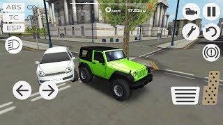 Car Driving Simulator SF #3 - Android IOS gameplay