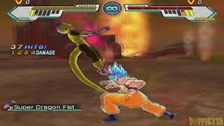 [TAS] DBS - SSj Blue Goku vs Golden Frieza (Requested Match)