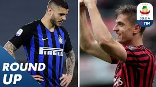 Icardi's penalty not enough for Inter & Piątek ends his drought   Round Up 37   Serie A