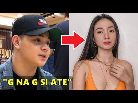 Bugoy Carino TINALAKAN ang Vlogger na si Angel Dei Peralta Dahil sa Pakikisawsaw Nito sa Issue Niya