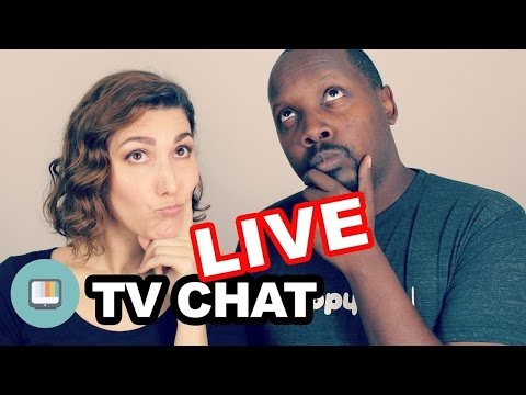 Live TV Chat #22: Winter TV Shows 2017, New Schedule & More