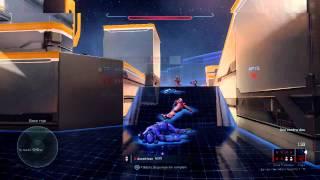 Nuevo modo de juego en Halo 5 FUGA Mapa trench