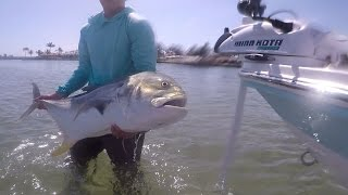 Fishing For Snook and Monster Jack with Live Mullet