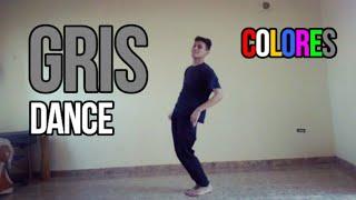 J. Balvin - Gris (DANCE/BAILE)   Josiel Pinto