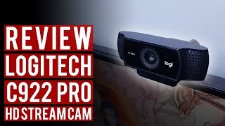 Camera Streamer Murah dan Terbaik? Review Logitech C922
