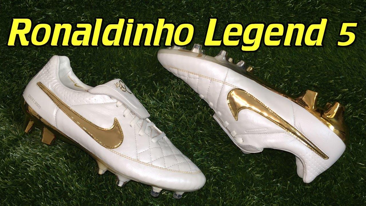 online store 57690 2213d Nike Tiempo Legend 5 Premium Ronaldinho