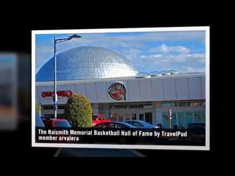 Naismith Memorial Basketball Hall of Fame - Springfield, Massachusetts, United States