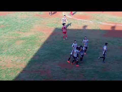 Deportes Misiones: gol de Walter Ortega Solís a Brown