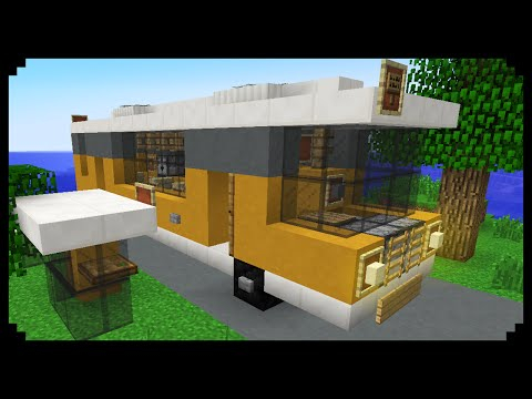 Minecraft How To Make Bus
