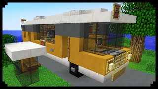 ✔ Minecraft: How to make a Bus