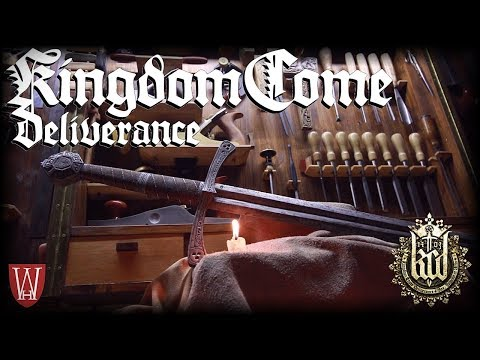 Kingdom Come Deliverance - Henry's Sword