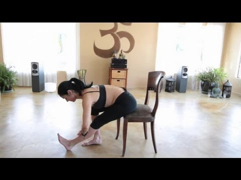 chair yoga sequence for legs  yoga exercises for health