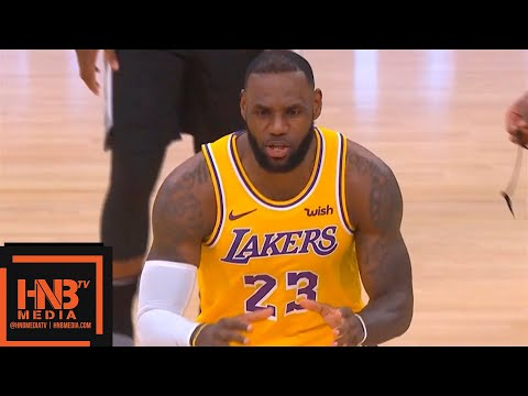 Los Angeles Lakers vs San Antonio Spurs 1st Qtr Highlights | 10.22.2018, NBA Season