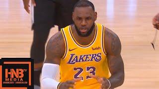 Los Angeles Lakers vs San Antonio Spurs 1st Qtr Highlights | 10.22.2018, NBA Season