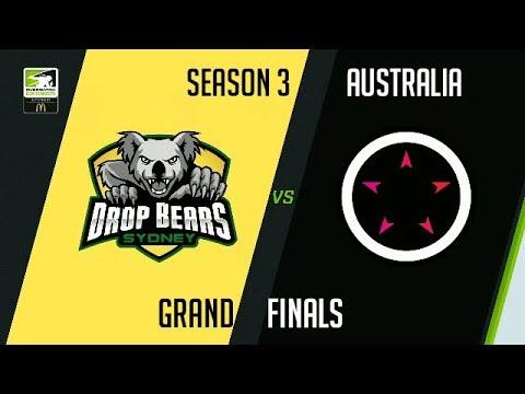 Sydney Drop Bears vs ORDER (Part 1) | OWC 2018 Season 3: Australia [Grand Finals]