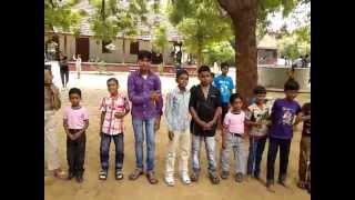 Peace Action song in hindi ( Juta mera kho gaya)