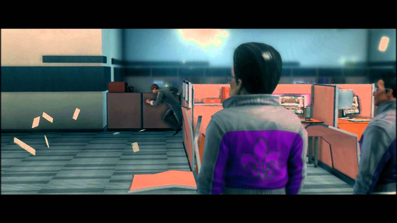 Download Let's Play:  Saints Row the Third, with Criana.  EP 1