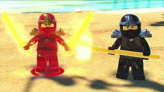 The LEGO Ninjago Movie Video Game - All (Classic) Ninjago Characters