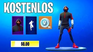 IKONIK SKIN FREE (without mobile phone) in Fortnite!