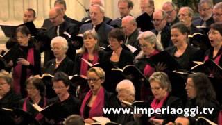 Petite Messe Solennelle di Rossini cantata dal Corotedesco Stuttgarter Oratorienchor