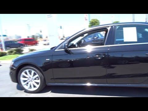 2014 Audi A4 San Francisco, Bay Area, Peninsula, East Bay, South Bay, CA 81148