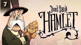Don't Starve Hamlet - Jungle Hunt - Part 7