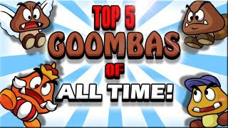 One of TheLonelyGoomba's most viewed videos: Top 5 Goombas of all Time -  The Lonely Goomba