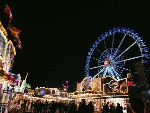 Нічні атракціони в Німеччині Attractions in Germany