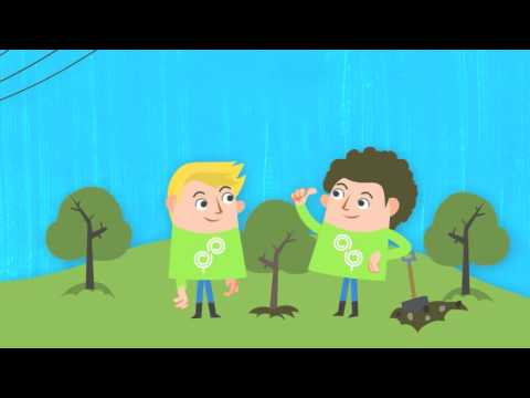 Carbon Neutral animation by Explanimate!