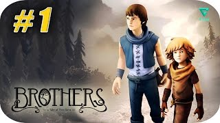 Brothers A Tale of Two Sons - Gameplay Español - Capitulo 1 - 1080p HD