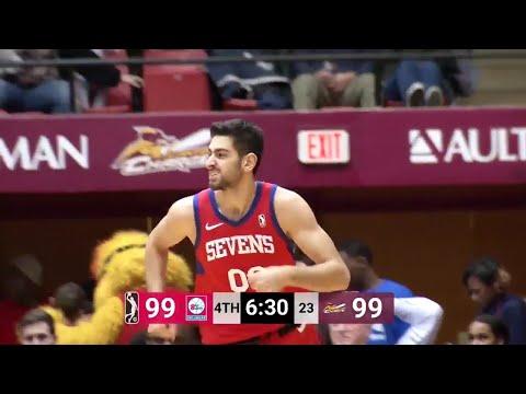 Furkan Korkmaz'ın 18 sayılık performansı - NBA G League