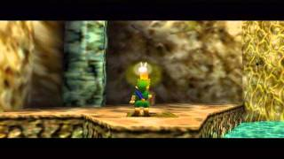 The Legend Of Zelda Ocarina Of Time - Part 2 - Floating Brownie