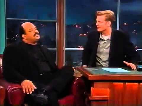 Mark McEwen on The Late Late Show with Craig Kilborn