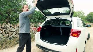 2013 Toyota Auris Touring Sports - Which? first drive